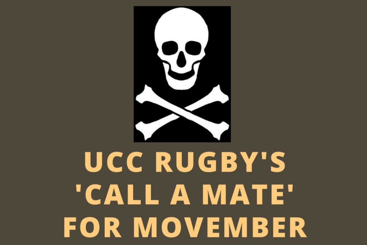 UCC Rugby's Call a Mate